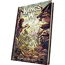 Kings Of War 2nd Edition Rulebook (hard Cover) - Mantic Games by Kings of War - Core & Assorted 28mm
