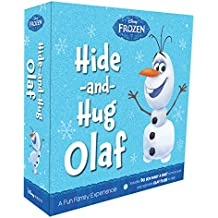 Frozen. Hide And Hug Olaf (+ Plush Toy)