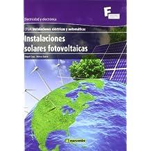 Instalaciones Solares Fotovoltaicas (MARCOMBO FORMACIÓN)