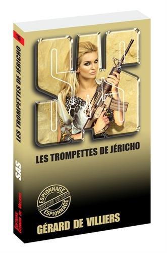 Les trompettes de Jéricho par From Gérard de Villiers