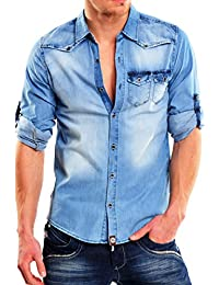 Tazzio - Chemise casual - Col Boutonné - Homme