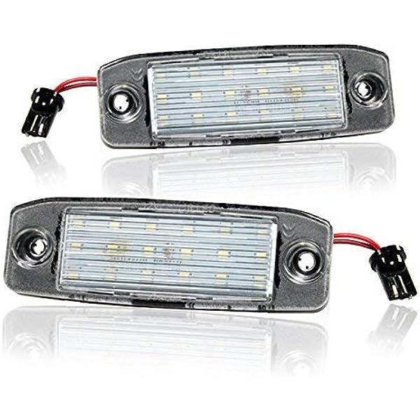 Led Kennzeichenbeleuchtung Canbus Module Mit E Zulassung V 032101 Auto