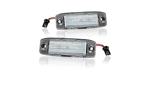 Illuminazione targa LED Canbus Module con certificazione e V 032101