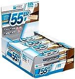 Frey Nutrition 55er Proteinriegel Marzipan, 20 Riegel (20 x 50 g)