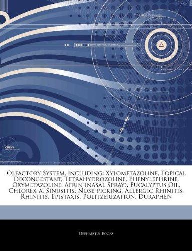 articles-on-olfactory-system-including-xylometazoline-topical-decongestant-tetrahydrozoline-phenylep