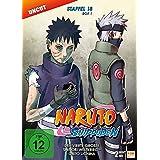 Naruto Shippuden - Der vierte große Shinobi Weltkrieg - Obito Uchiha - Staffel 18.1: Episode 593-602 - uncut