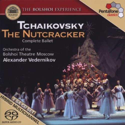 Tchiakovsky: The Nutcracker [Complete Ballet] [Hybrid SACD]