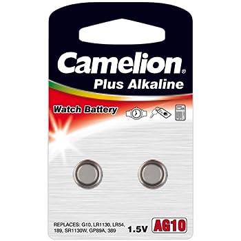 Panasonic Blister 1,5V Micro Alkaline LR1130 LR 1130 AG10 189 V10GA Knopfzelle