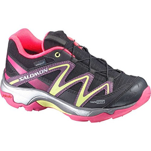 Salomon XT Wings WP K black/violette-x/hot pink (Herren-xt Wings)