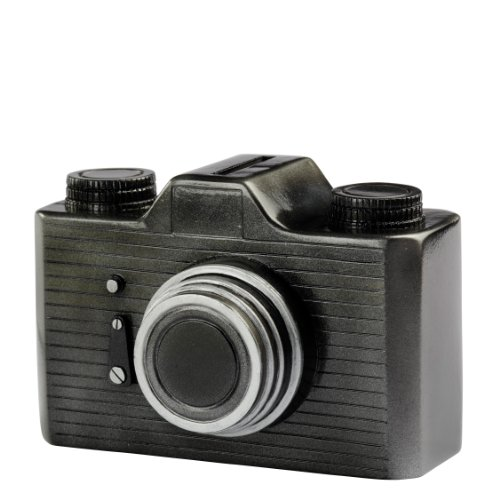 Preisvergleich Produktbild Camera Money Bank - Spardose - Sparbüchse - Kamera Fotoapparat - Enesco