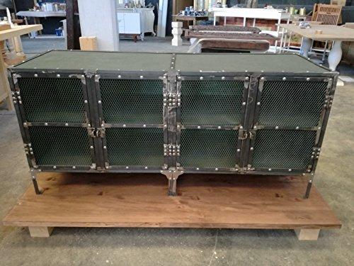 Mueble aparador Tv industrial (hierro)