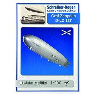 Aue-Verlag 118 x 15 x 15 cm Graf Zeppelin D LZ 127