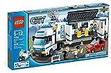 Lego City 7288 Polizei Truck und 7235 Polizeimotorrad und Sticker