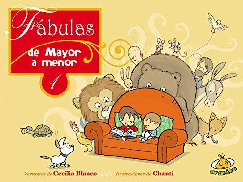 Fábulas de mayor a menor 1 por Cecilia Blanco