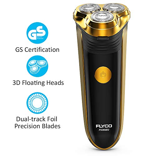 FLYCO Afeitadora Electrica Hombre FS360EU,Afeitar Hombre Electrica