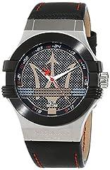Idea Regalo - Orologio Uomo - MASERATI R8851108001