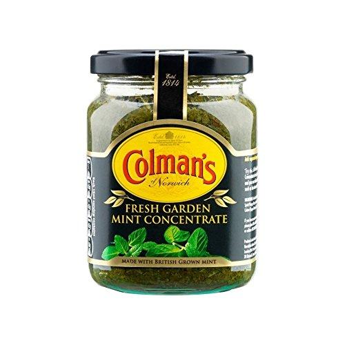 Fraîches du jardin Monnaie concentré de Colman (250ml) - Paquet de 2