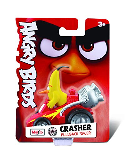 Maisto Angry Birds Crashers, Modelos Surtidos (23031), Multicolor