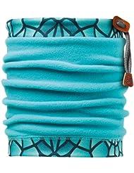 Buff Cache-col pour femme en tricot et polaire REV multifonctions