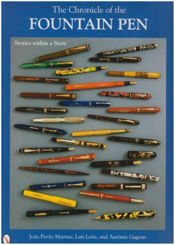 The Chronicle of the Fountain Pen: Stories within a Story por Joao Pavao Martins
