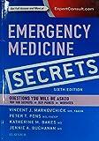 Image de Emergency Medicine Secrets, 6e