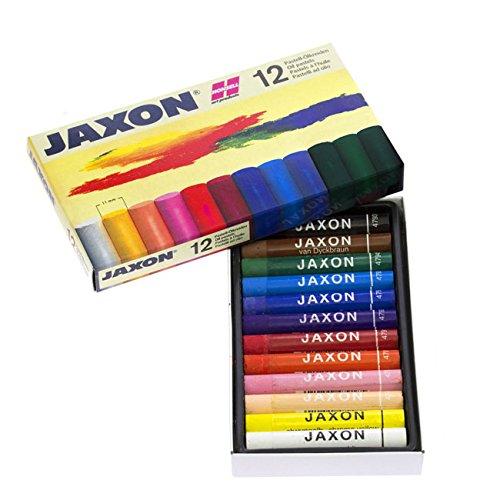 Jaxon Pastellölkreide 12 Farben