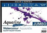 Daler Rowney AquaFine Jumbo Texture Watercolour Paper A4 UK
