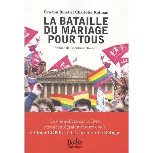 LA BATAILLE DU MARIAGE POUR TOUS