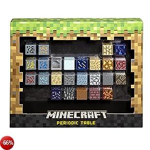 Minecraft DJY39 - Periodic Table, Multicolore