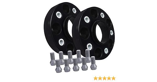 Blackline By Rsc Spurverbreiterung 40mm Achse 20mm Seite Lk 5x120 72 6 20513216 4250891942873 Auto