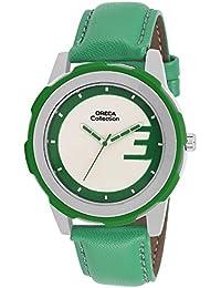 Oreca Analogue-Digital White Dial Men's Watch -gt9008