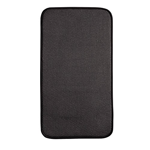 interdesign-40037eu-idry-saugstarke-matte-fur-arbeitsplatte-zum-geschirr-trocknen-mini-stoff-schwarz