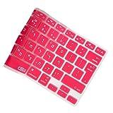 casiii multilingüe ultrafino teclado de silicona para MacBook, MacBook Pro, MacBook Air, y IMAC, 13, 15, y 17pulgadas, con/sin pantalla Retina