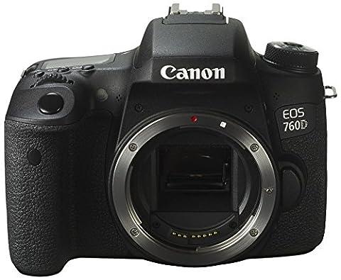 Canon EOS 760D Appareils Photo Numériques 24.7