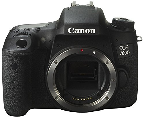 Canon EOS 760D - Digitale Spiegelreflexkamera (APS-C)