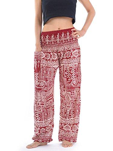 premium-hippie-aladdin-harem-pants-for-women-aztec-thai-flowers-print-4-colours-hippie-trousers-hare