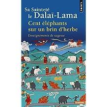 Cent éléphants sur un brin d'herbe