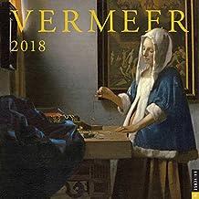 Vermeer 2018 Calendar