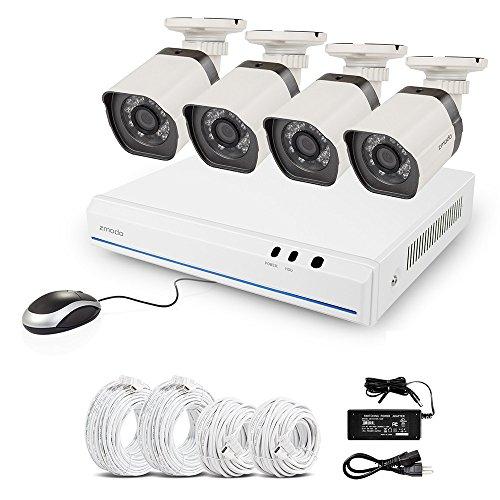 Zmodo-zmd-spoe-720p-4-Kit-Video-proteccin-SPOE-4-Cmaras-720P