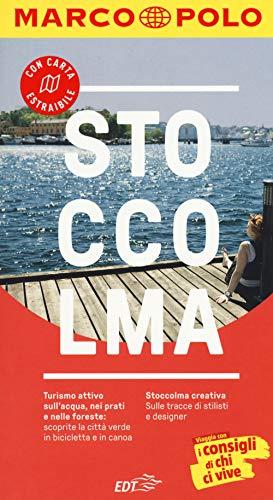 Stoccolma. Con carta estraibile