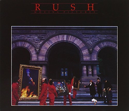 Rush: Moving Pictures by Mercury