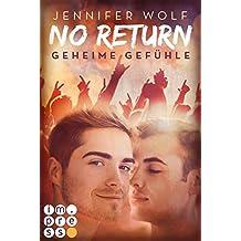 No Return 1: Geheime Gefühle (German Edition)