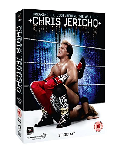 WWE: Breaking The Code - Behind The Walls Of Chris Jericho [DVD] [UK Import] (Jericho Dvd Chris)