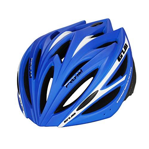 OLEEKA Integral geformter Fahrradhelm Helm für Rennrad MTB Radfahren Sicher Frauen Kappe Frauen 21 Lüftungsöffnungen Fahrradhelm