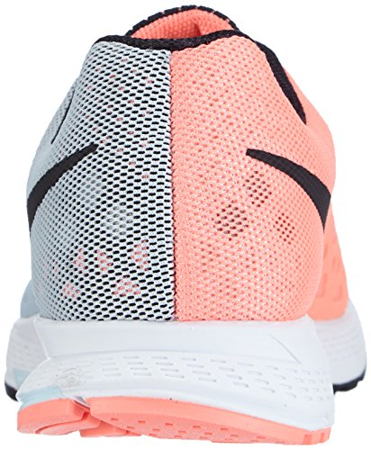 Nike Air Zoom Pegasus 31 Damen Laufschuhe Grau (Pure Platinum/Black-White-Wolf Grey)