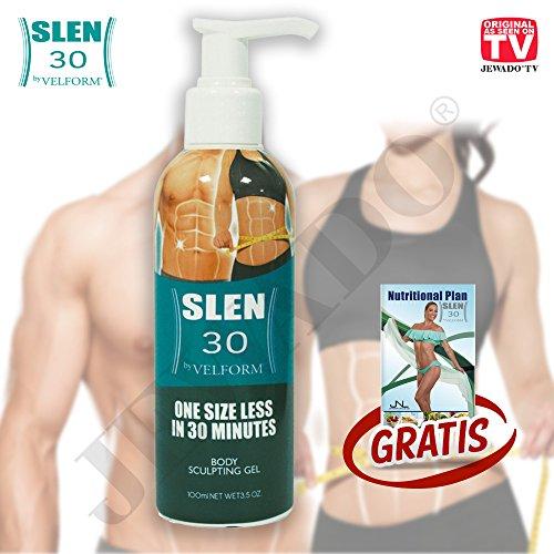 Slen 30 by Velform Schlankheits- Gel - Original aus TV-Werbung