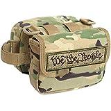 VANKER Swat táctico militar Patch cinta Ejército insignia del brazal -- Marrón