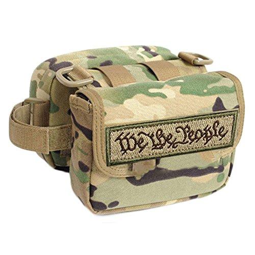 VANKER Swat táctico militar Patch cinta Ejército insignia del brazal