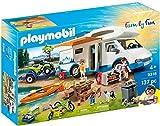 PLAYMOBIL 9318 - Family Fun, Camping Abenteuer, Ab 4 Jahren