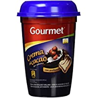 Gourmet Crema Al Cacao Con Avellanas - 500 gr